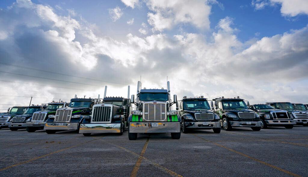 Tow Truck Service El Paso TX