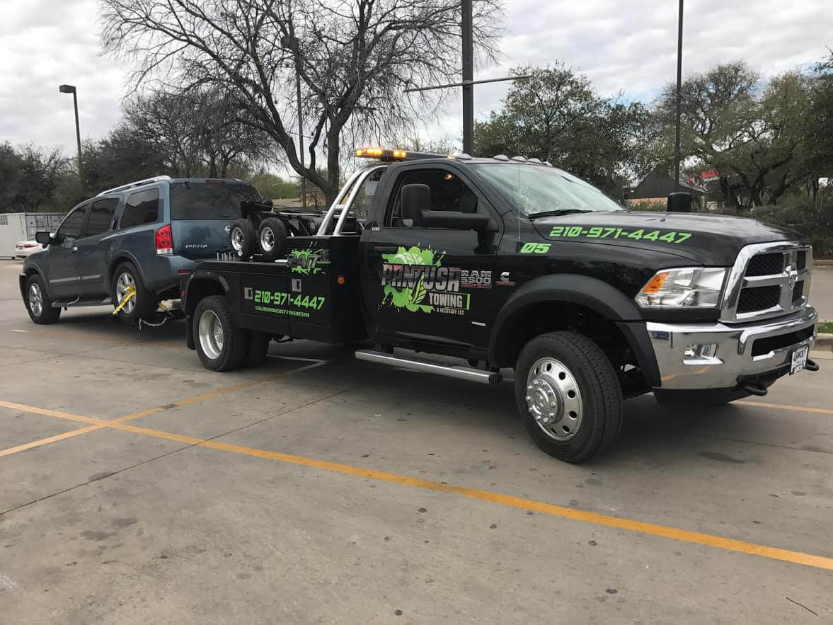 Light Duty Towing Atlanta GA