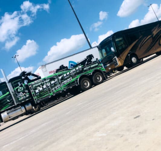 Heavy Duty Towing El Paso TX