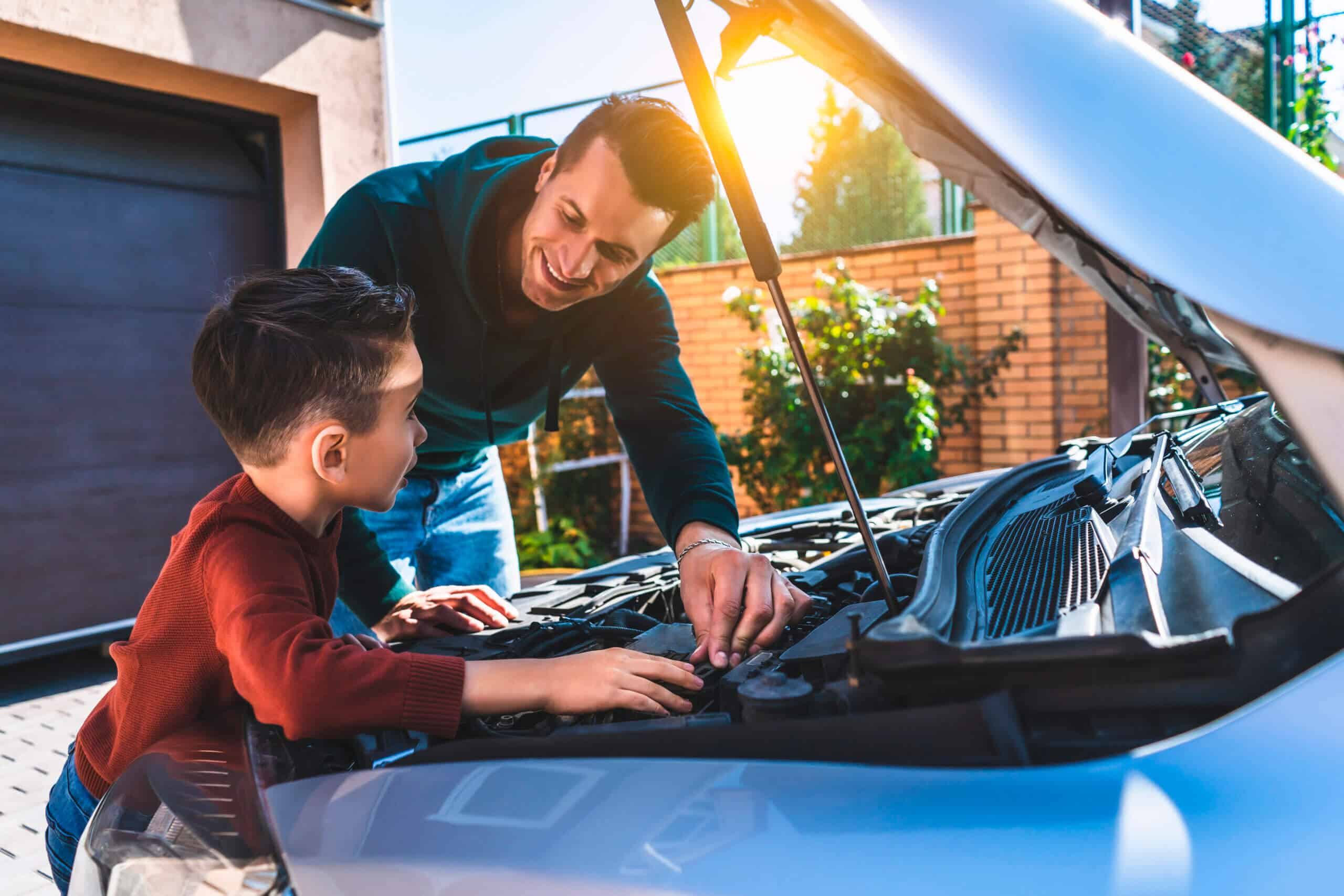 Starting Your Vehicle and New Year Prepared